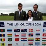 junior open equipe